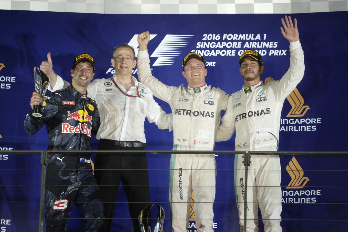 GP Singapore: il punto di Gian Carlo Minardi