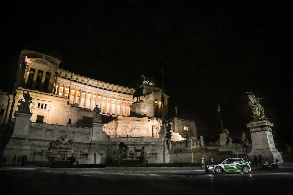 Rally di Roma Capitale: 4° edizione al via