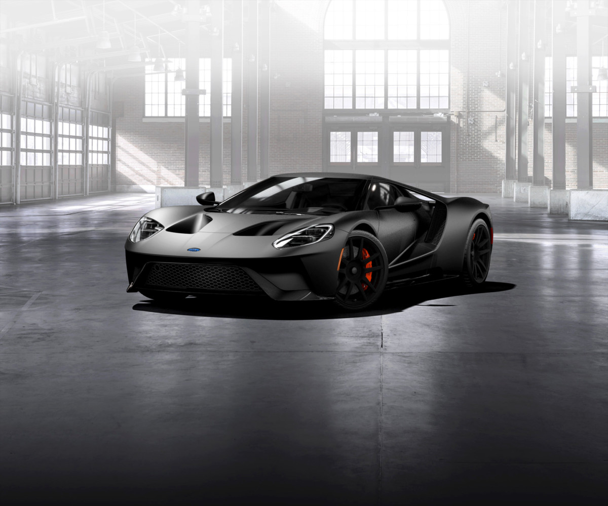 Ford GT: produzione per altri due anni