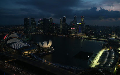 Singapore: because the night…