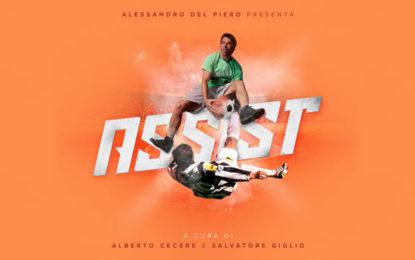 Alessandro Del Piero presenta Assist