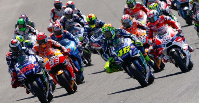 Prima bozza del calendario MotoGP 2017