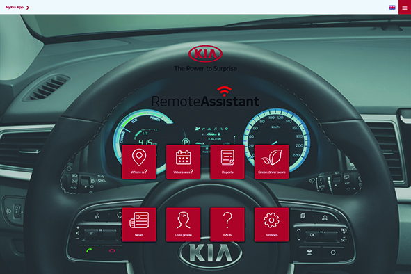 KIA Remote Assistant