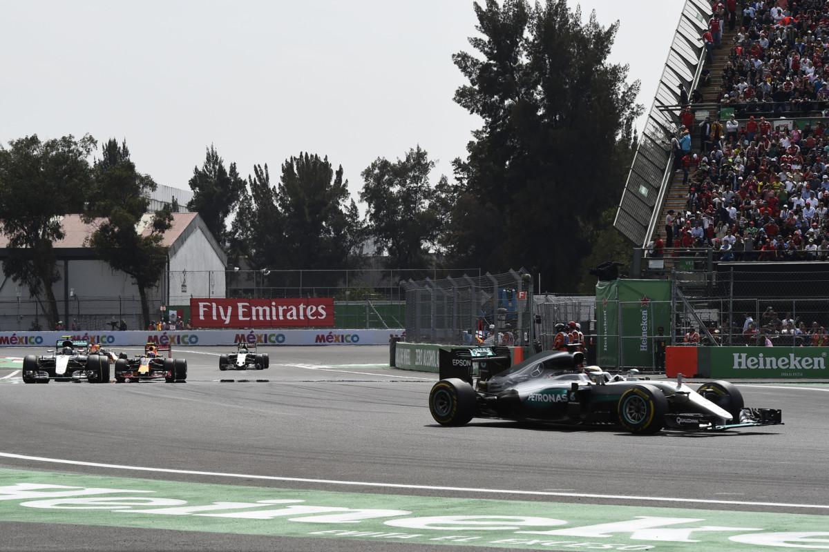 GP Messico: per la maggior parte dei piloti una sola sosta