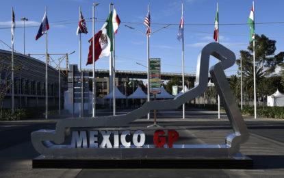 Messico: il terremoto non ferma il GP