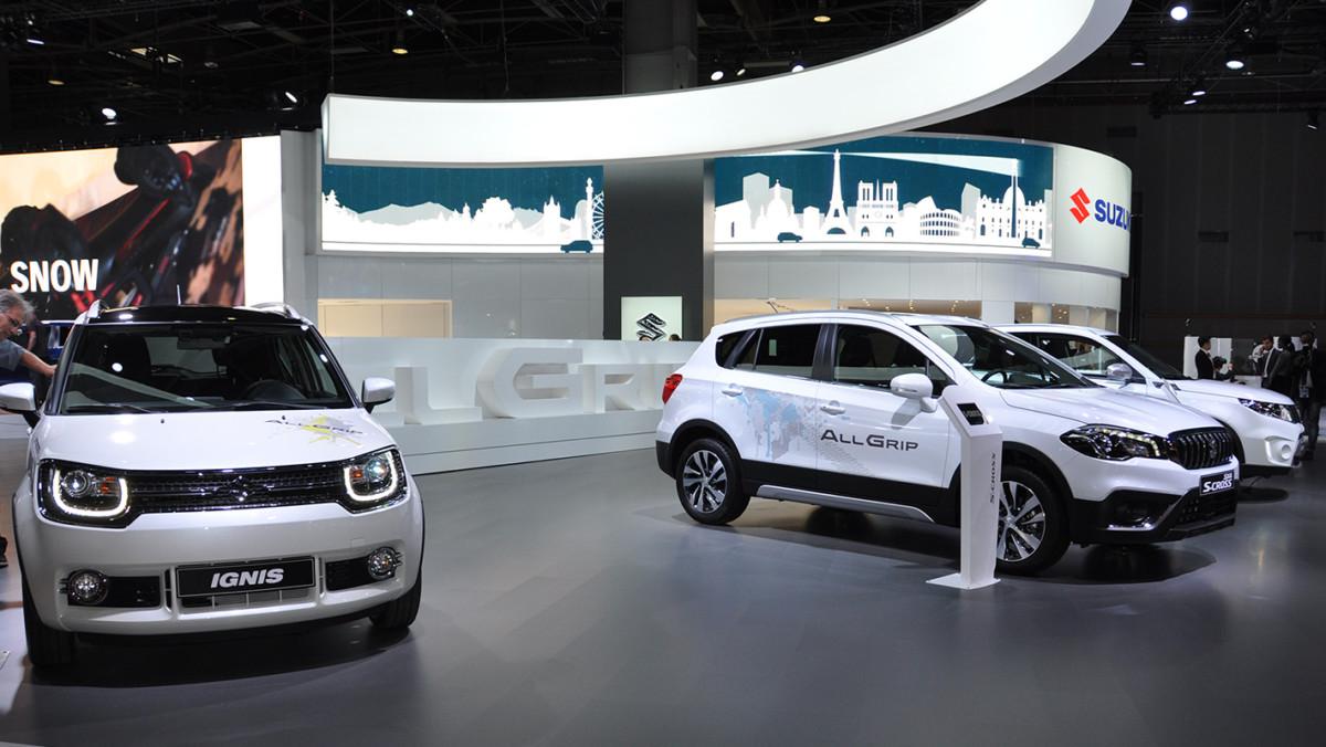 Suzuki IGNIS e S-CROSS