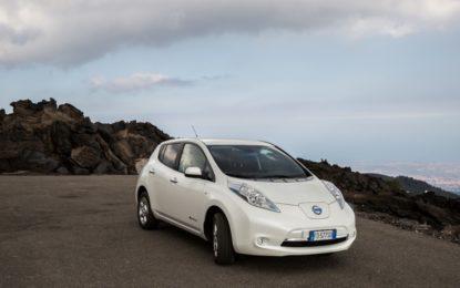 Nissan con Toscandia per la mobilità sostenibile