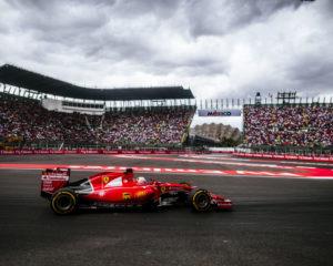 GP Messico: l'anteprima Ferrari con Kimi Raikkonen