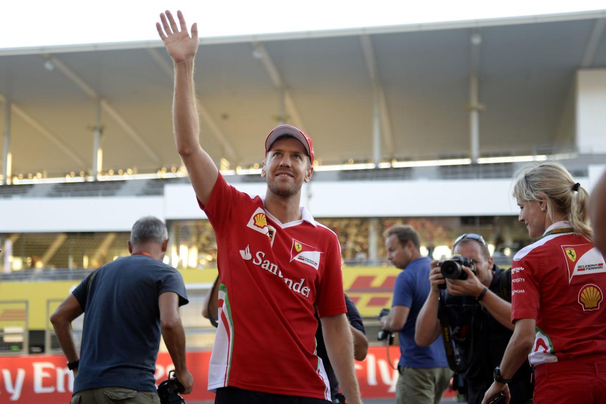 GP Giappone: Vettel ottimista. Ecco perché