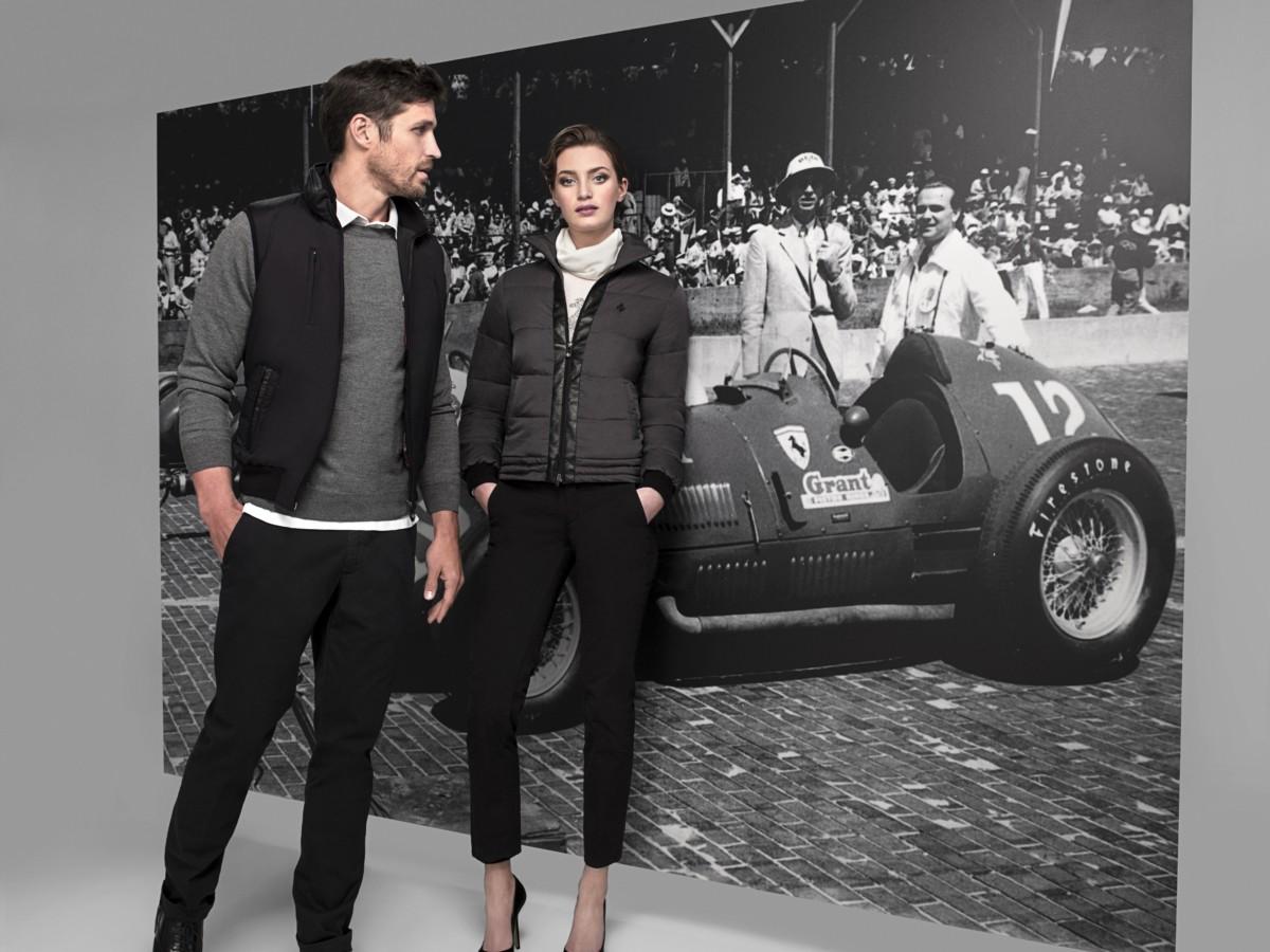 Ferrari: nuova collezione autunno-inverno