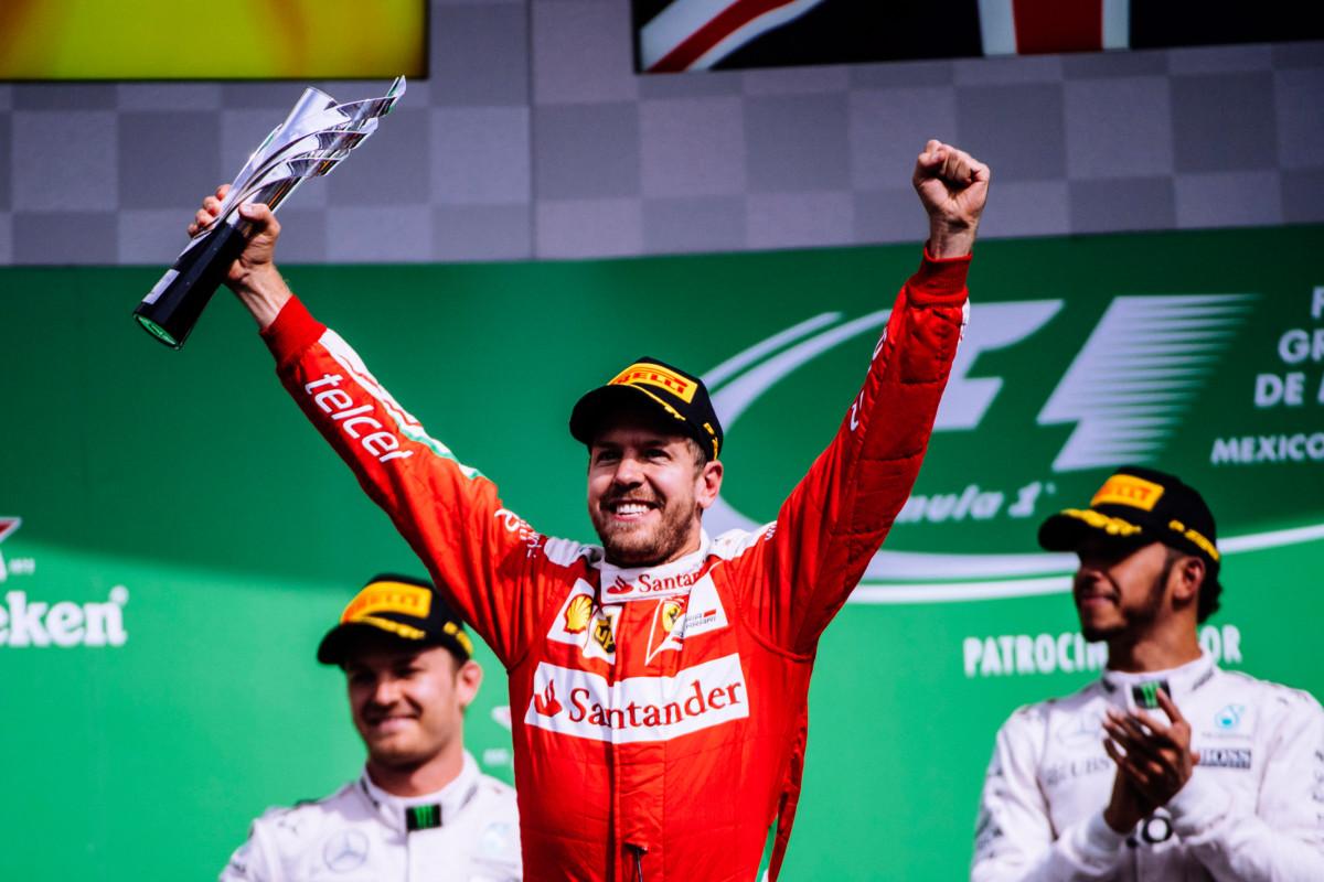 GP Messico: 3° e 6° posto per la Ferrari. Poi l'assurda penalità
