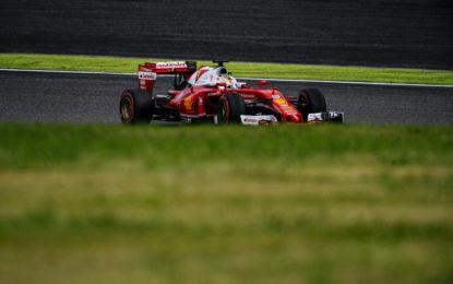 GP Giappone: il punto Ferrari sulla gara