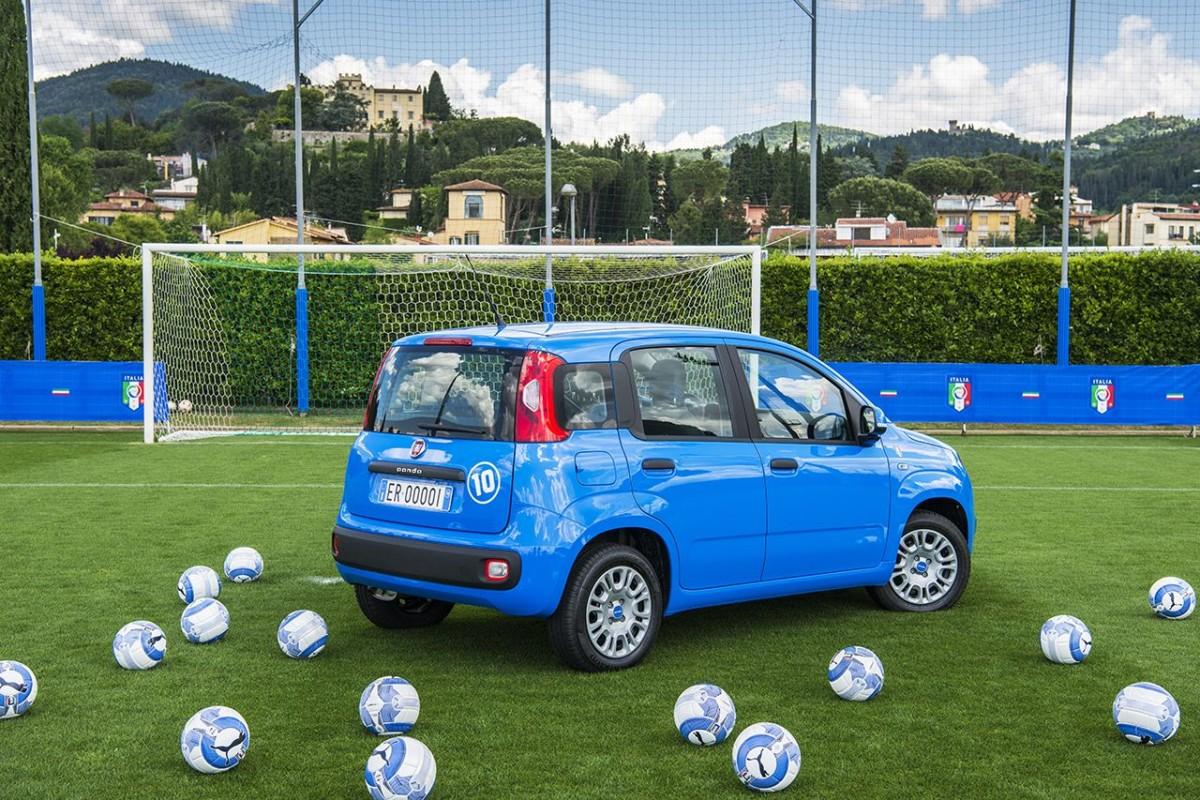 Fiat con Pandazzurri e Tipo SW per la Nazionale