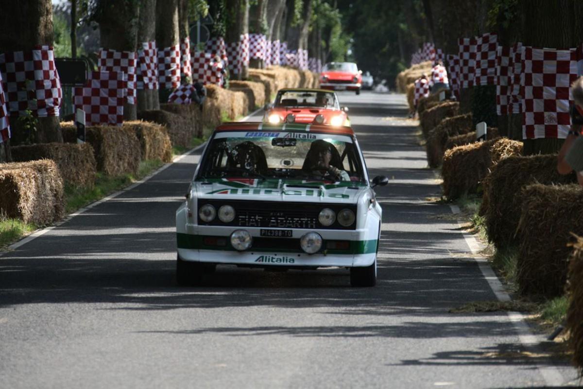 Abarth protagonista del Rally Legend 2016