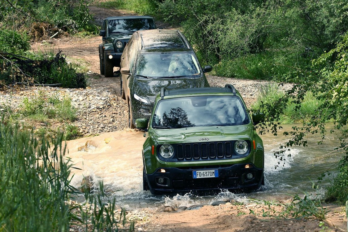 Jeep partner del 4×4 Fest di Carrara