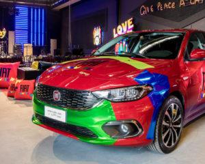 Fiat Music approda al Motor Show 2016