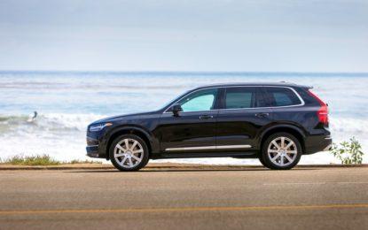Volvo Cars: +9,6% sul mercato retail