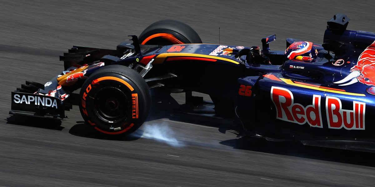 GP Giappone: due chiacchiere con Sainz e Kvyat