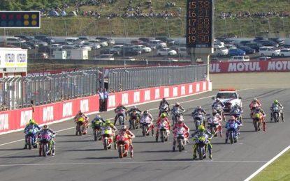 MotoGP: da domani il GP d'Australia