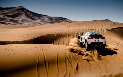 Rally Marocco: doppietta 3008 DKR