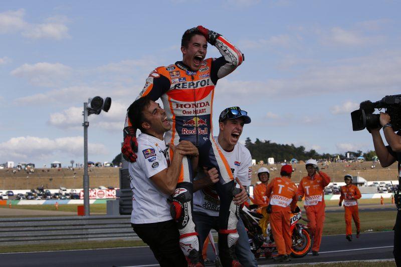 Face-to-face con il Campione 2016 Marc Marquez
