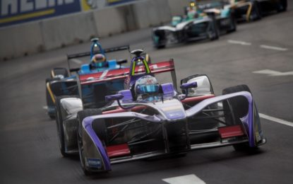 Prima gara promettente per DS Virgin Racing