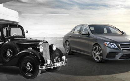 Mercedes-Benz e gli 80 anni del Diesel