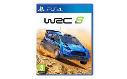 WRC 6 – BigBen Interactive ci riprova…con successo
