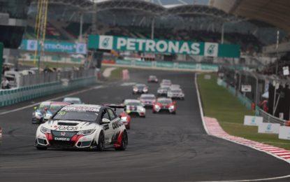TCR: podio per Morbidelli a Sepang