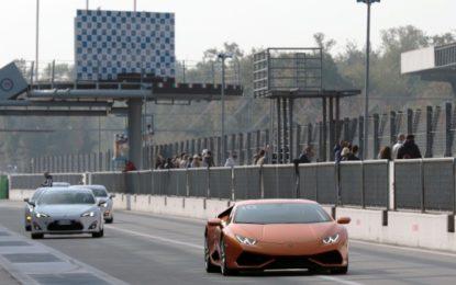 Sabato a Monza il trackday di TopGear