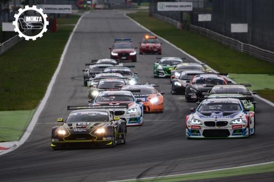 GT Open e non solo nel weekend di Monza