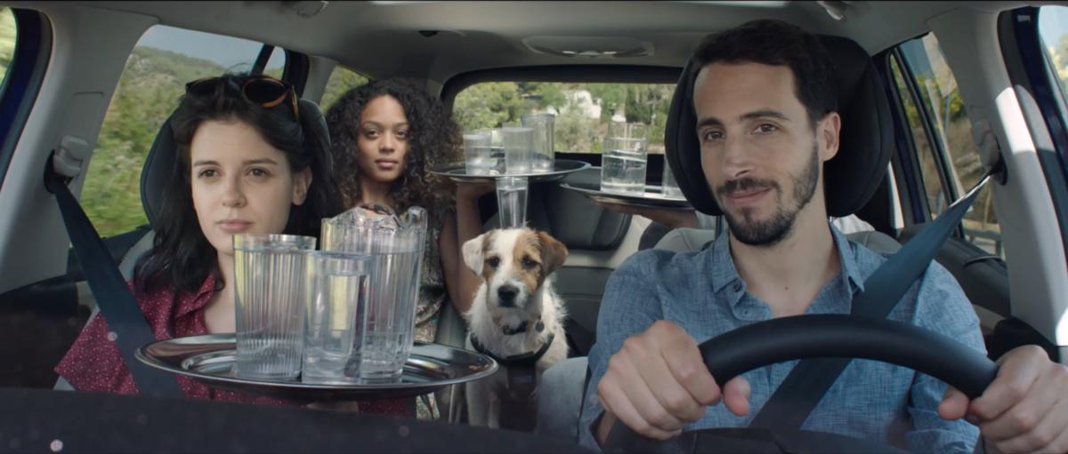 CITROËN INSPIRED BY YOU: la vita in auto