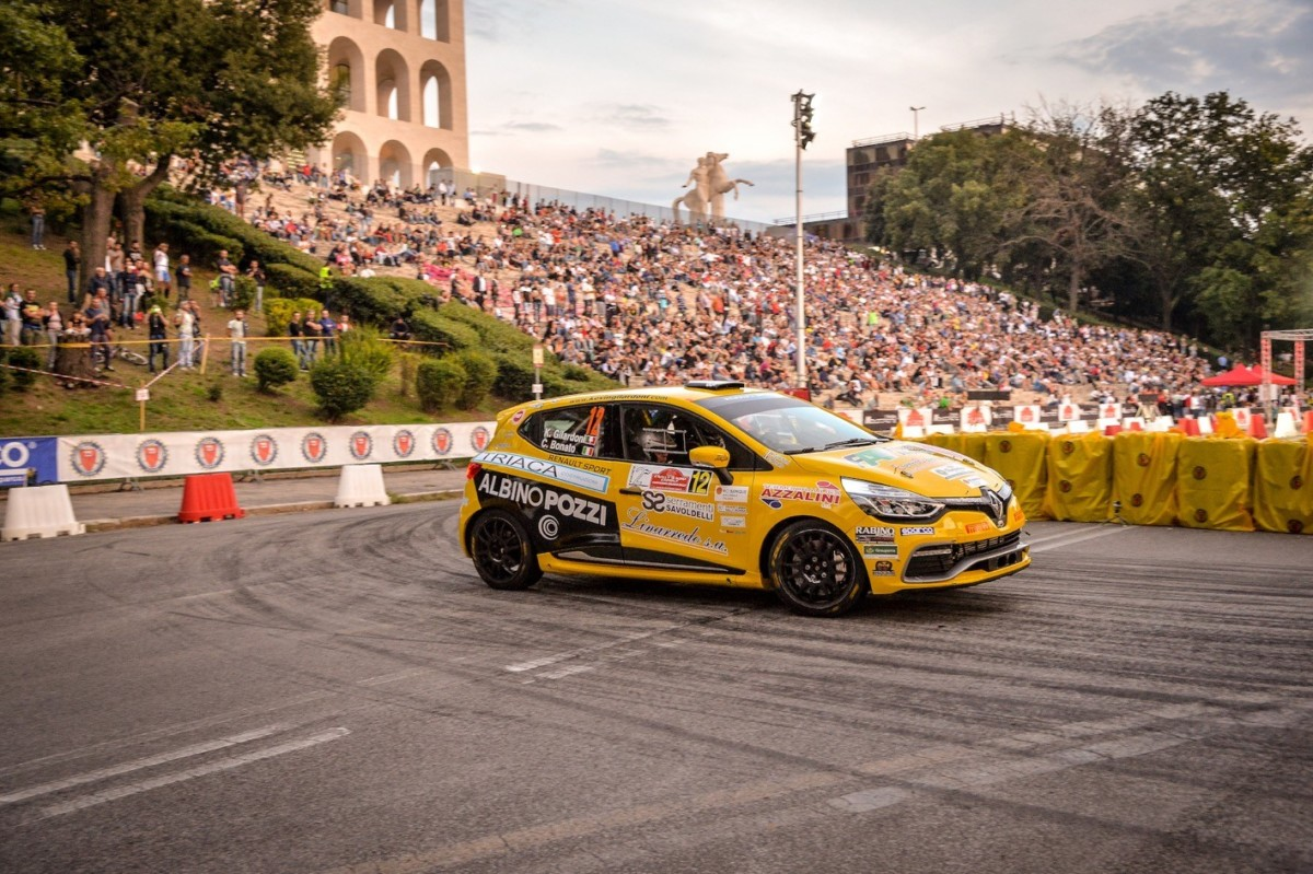 Renault al Rally Due Valli