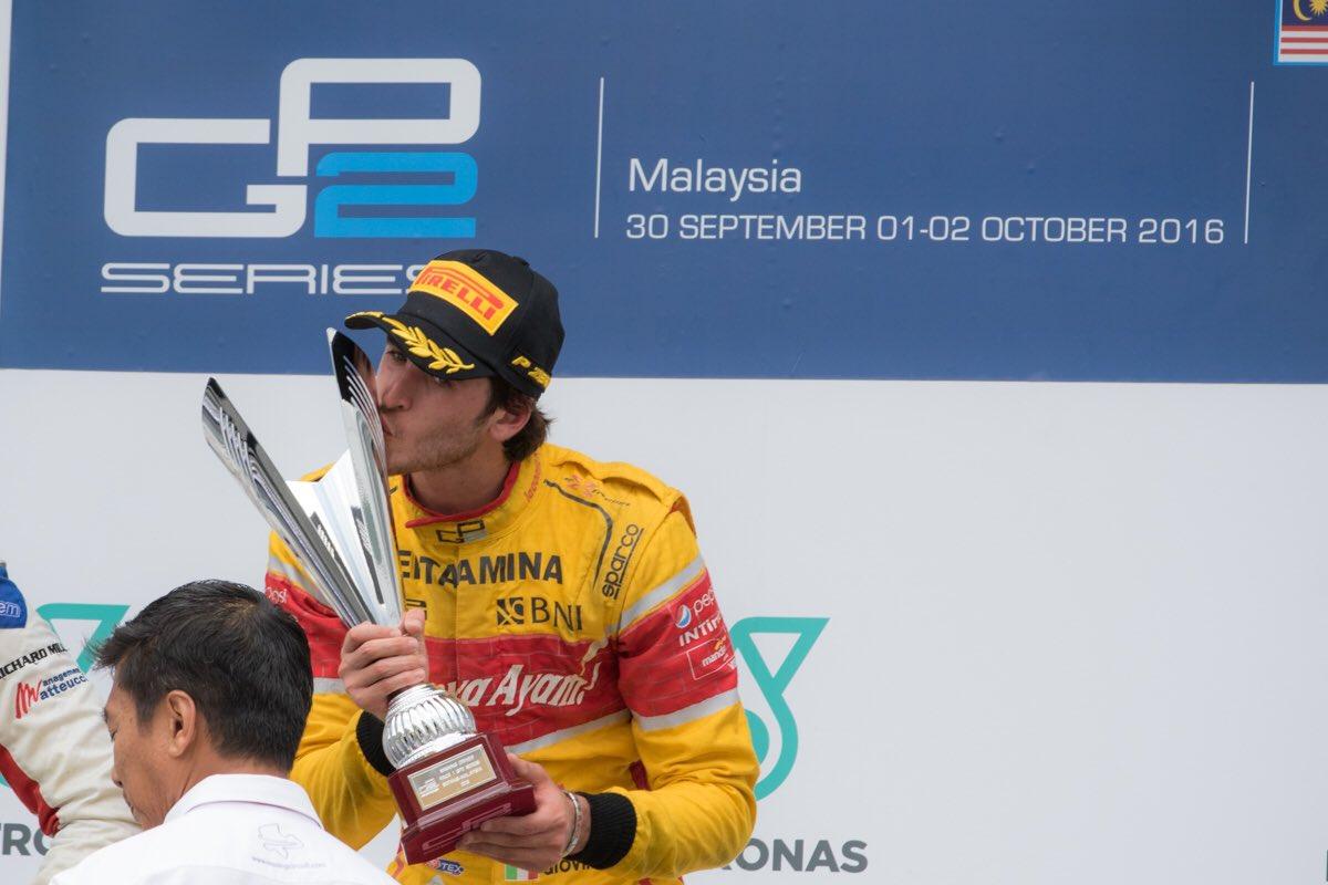 Minardi: Giovinazzi in Ferrari e altri sviluppi