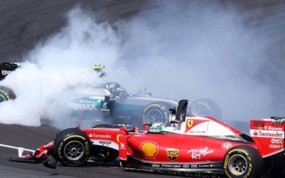 Tre posizioni di penalità per Vettel in Giappone