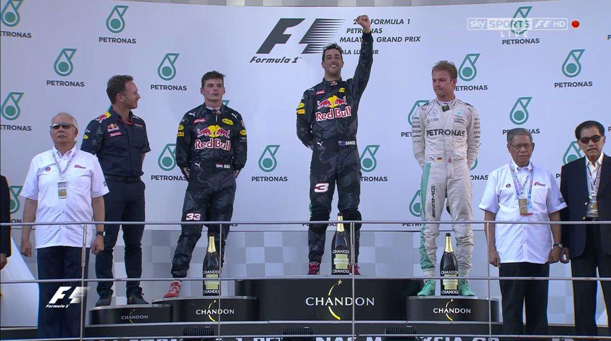 GP Malesia: Horner dopo la doppietta RBR