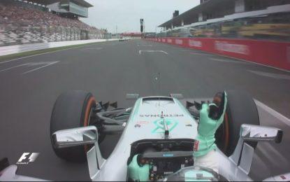 GP Giappone: Rosberg vince e allunga. Ferrari 4° e 5°