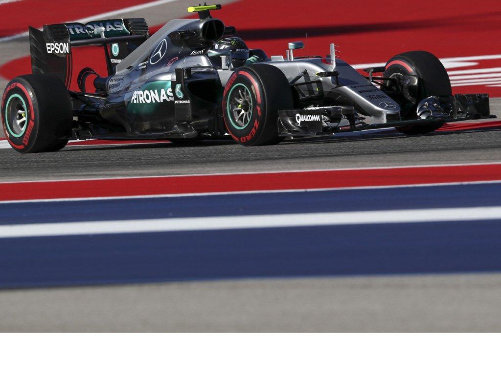 GP USA: Ricciardo tra Rosberg ed Hamilton nelle FP2