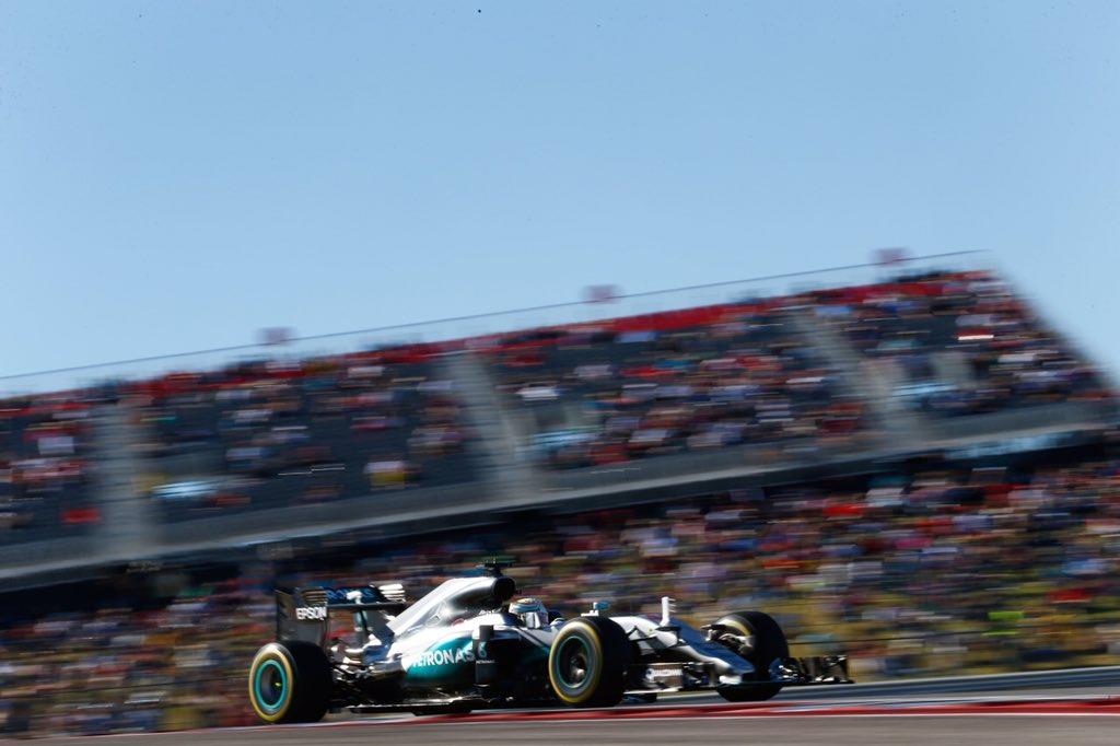 GP USA: Hamilton fa pole e record della pista