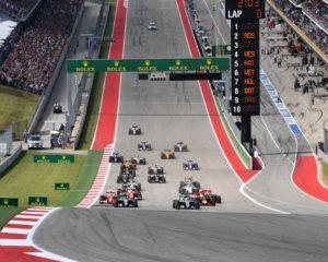 GP degli USA: gli orari del weekend in TV