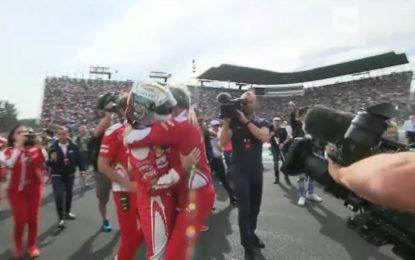GP Messico: Maurizio Arrivabene a caldo!