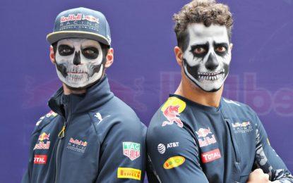 GP Messico: il punto Red Bull sulla gara. E ci vuole una bella faccia…