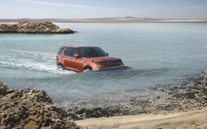 Jaguar Land Rover ad Auto e Moto d'Epoca