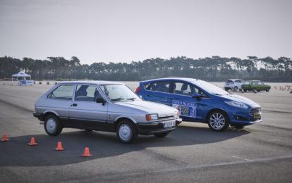 I primi 40 anni di Ford Fiesta