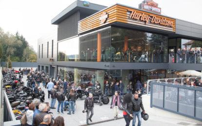 Harley-Davidson Breva e Tivan ad Alzate Brianza