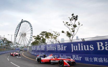 Formula E: buon esordio di Mahindra Racing