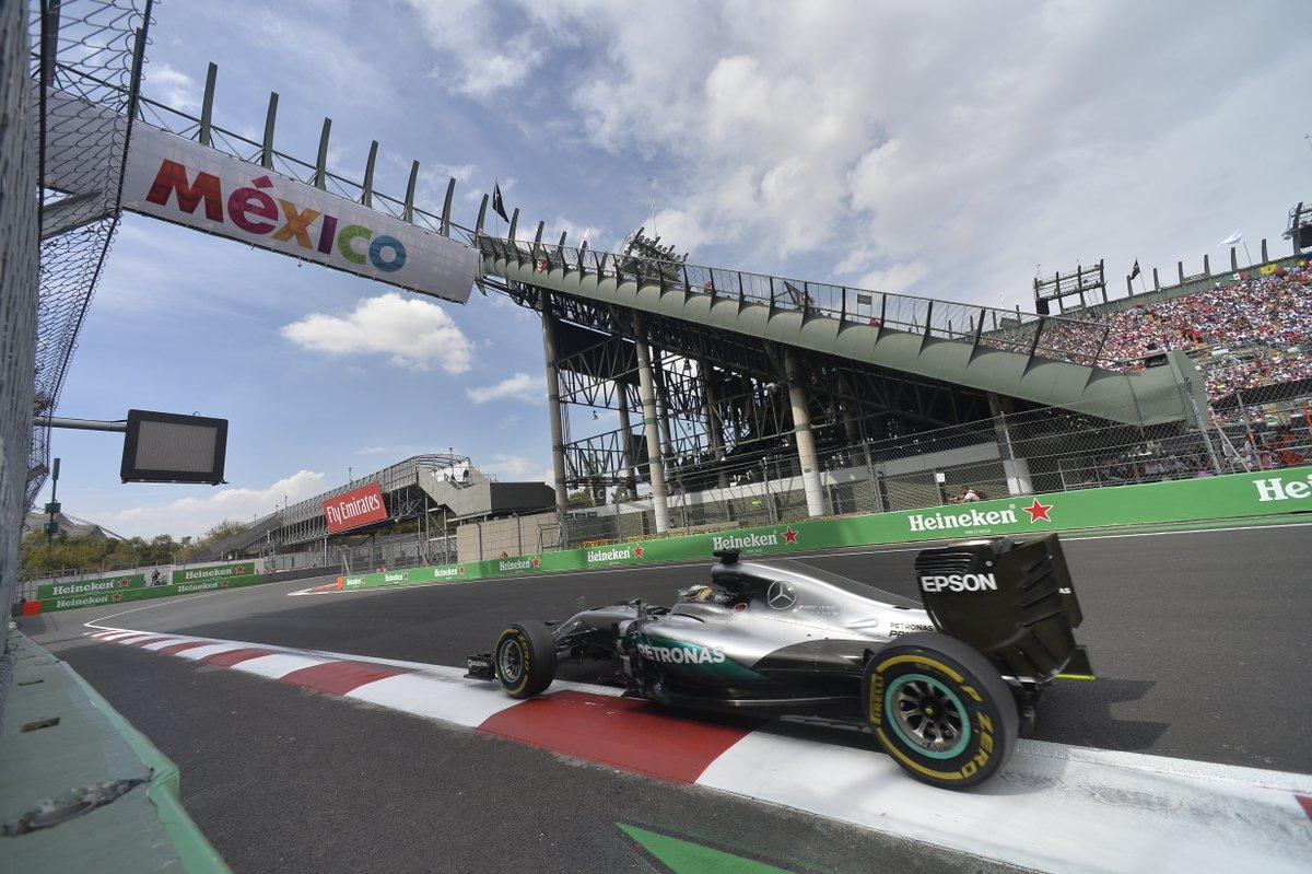 GP Messico: Hamilton tiene aperto il Mondiale. Vettel terzo