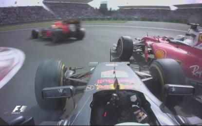 La Ferrari presenta ricorso contro la penalità di Vettel