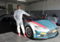 Frentzen entusiasta della Tesla Model S EGT