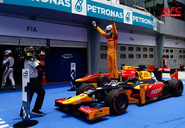GP2: a Sepang vittoria di Giovinazzi e Titolo per Prema